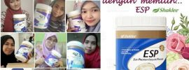ESP SHAKLEE READY STOCK