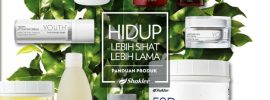 Label Botol Baru Shaklee (New Packing)